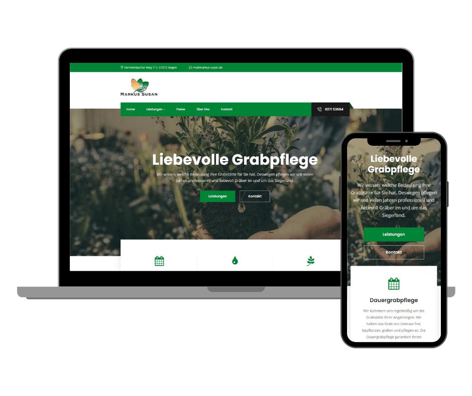 Webdesign Agentur aus Siegen